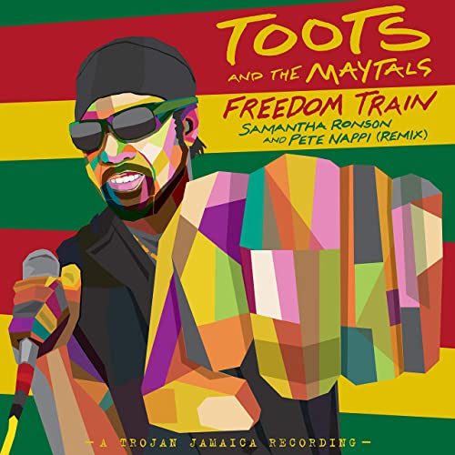 Freedom Train (Samantha Ronson & Peter Nappi Remix)