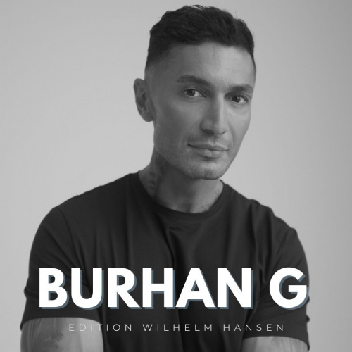 Burhan G signs publishing deal