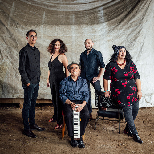 Lo'jo nomination - Songlines Music Awards 2021