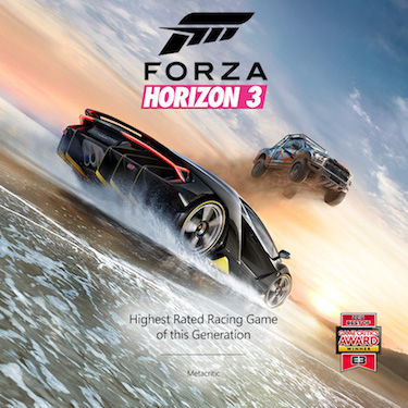 Forza Horizon 3 - In-Game Radio!