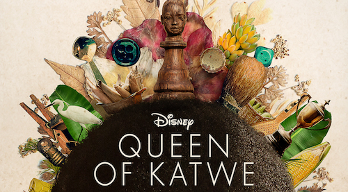 """""""Castles In Air"""" Featured In Trailer for Disney Film, Queen Of Katwe"""