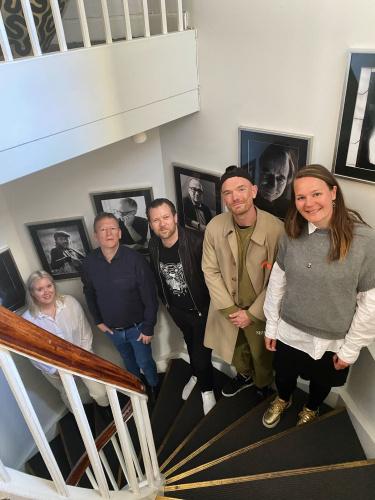 Ankerstjerne signs publishing deal with Edition Wilhelm Hansen