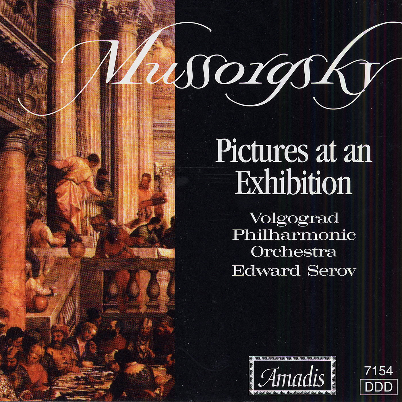Mussorgsky: Pictures at an Exhibition - Suite From Khovanshchina - A Night On the Bare Mountain