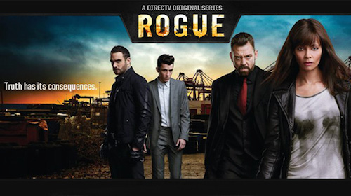 """""""The Hunger"""" To Be Featured In Ep #303 of DirecTV Original Series Rogue"""