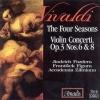 """The Four Seasons, Violin Concerto in F Minor, Op. 8 No. 4, RV 297 """"Winter"""": II. Largo"""