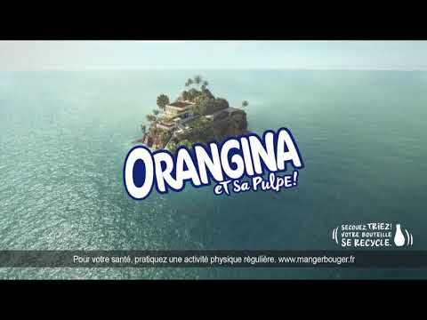 Orangina 'Octopus Land'