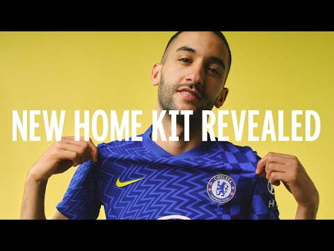 Chelsea Football Club: Introducing Nike 2021/22 Home Kit