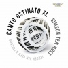 Canto ostinato (version for organ): Section 1, 5, 10, 14, 20, 25, 35, 41, 56, 60, 69