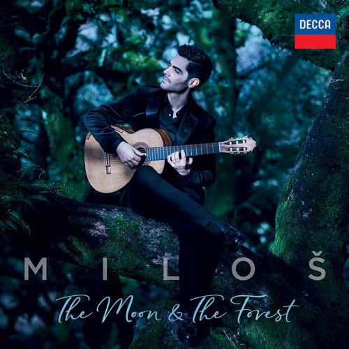 MILOŠ Releases 'The Moon & The Forest'