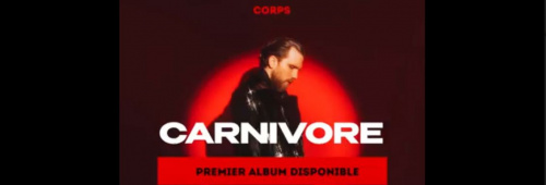 CORPS releases first album CARNIVORE