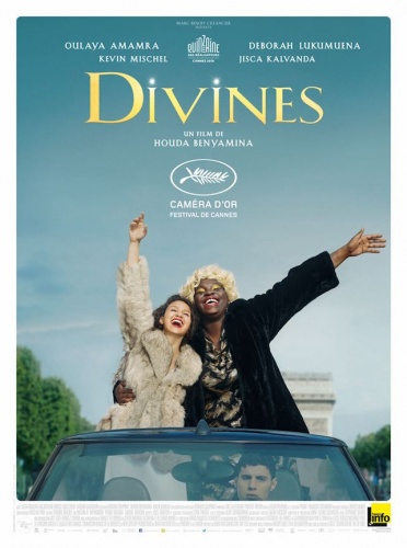 Divines de Houda Benyamina