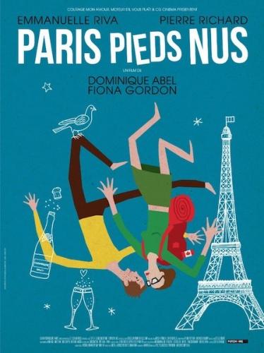 Lost In Paris (Paris Pieds Nus) de Dominique Abel et Fiona Gordon