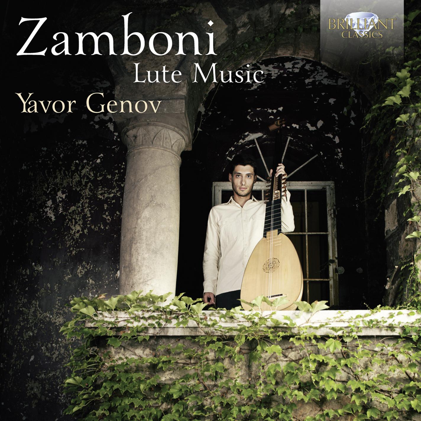 Zamboni: Lute Music