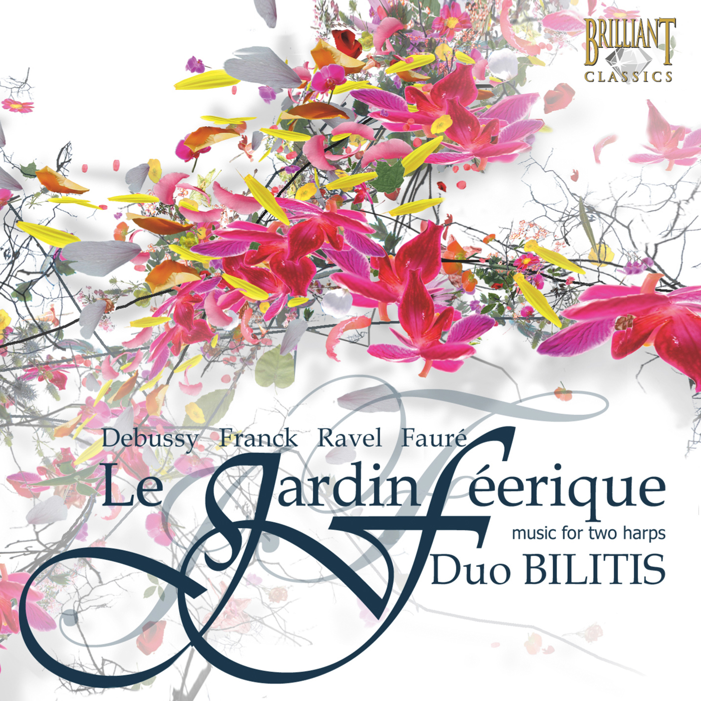 Le jardin feerique: Music for Two Harps