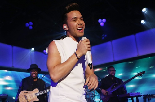 Prince Royce Performs EXTRAORDINARY on Jimmy Kimmel Live