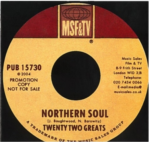 Northern Soul: Twenty Two Greats