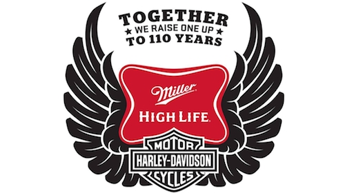 "The Catch Fire / ""Rumormill"" Featured In Miller High Life / Harley-Davidson Ad"
