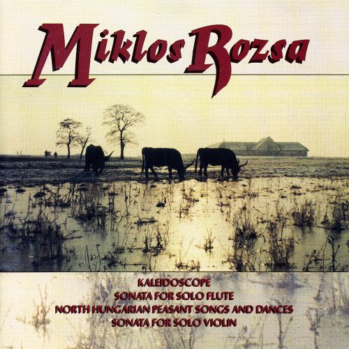 Sonata For Solo Flute Op. 39 - Allegro risoluto