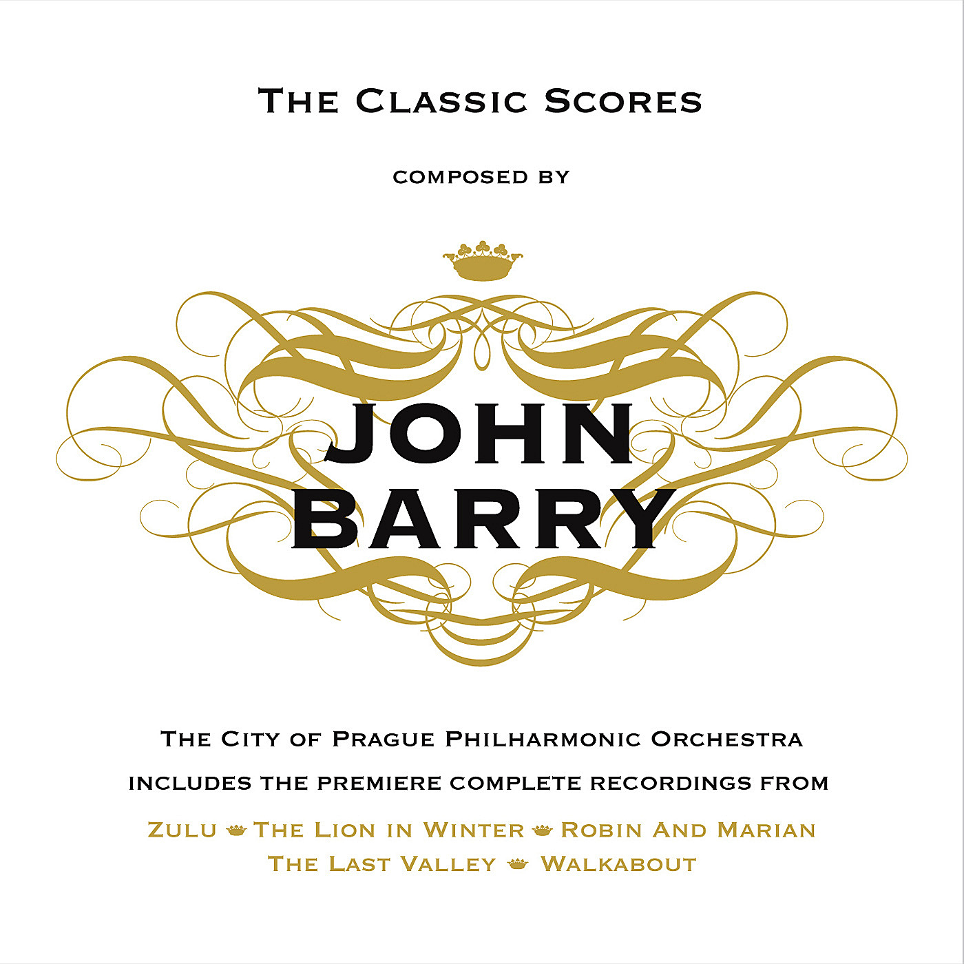 John Barry - The Classic Scores