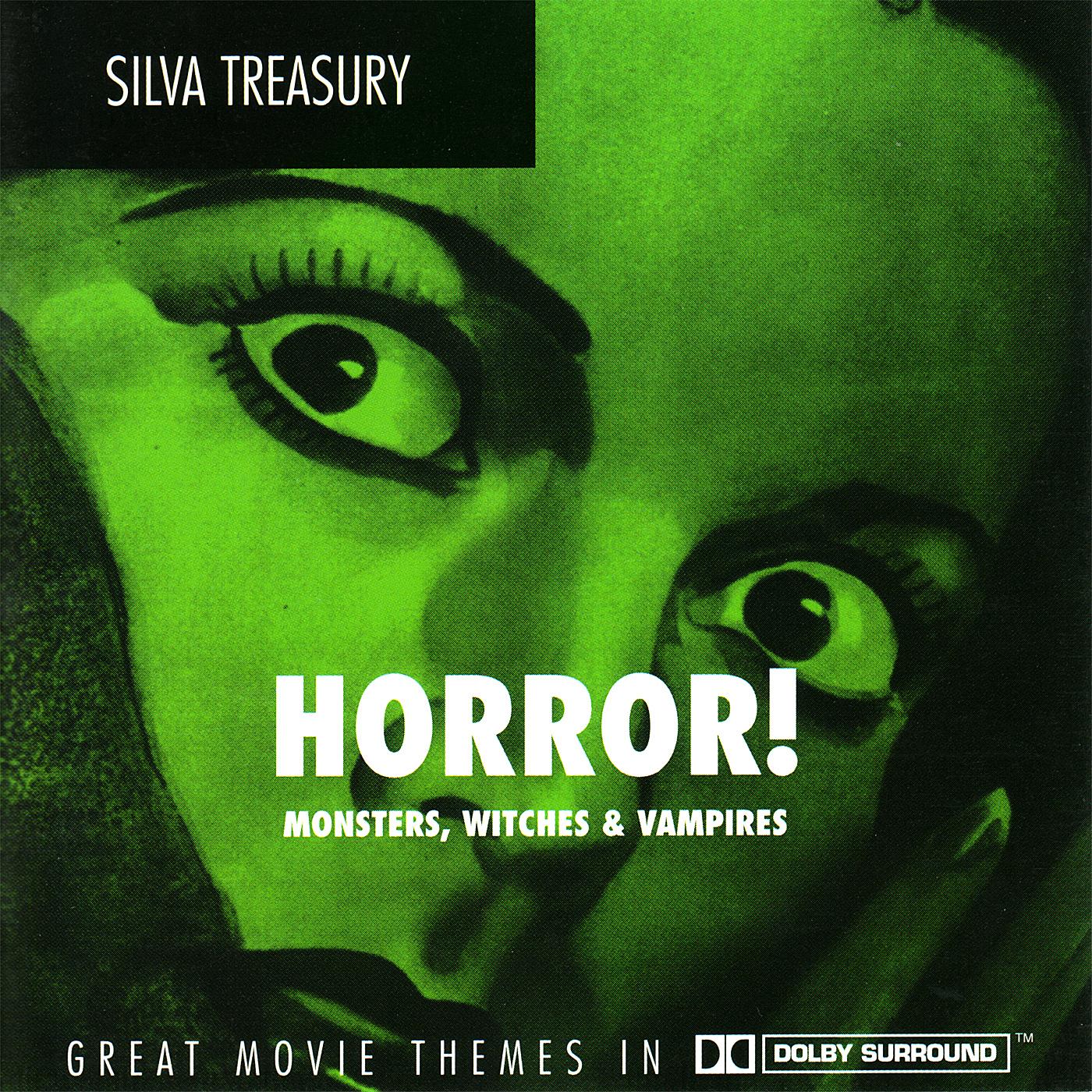 Silva Scream Presents Classic Horror Themes