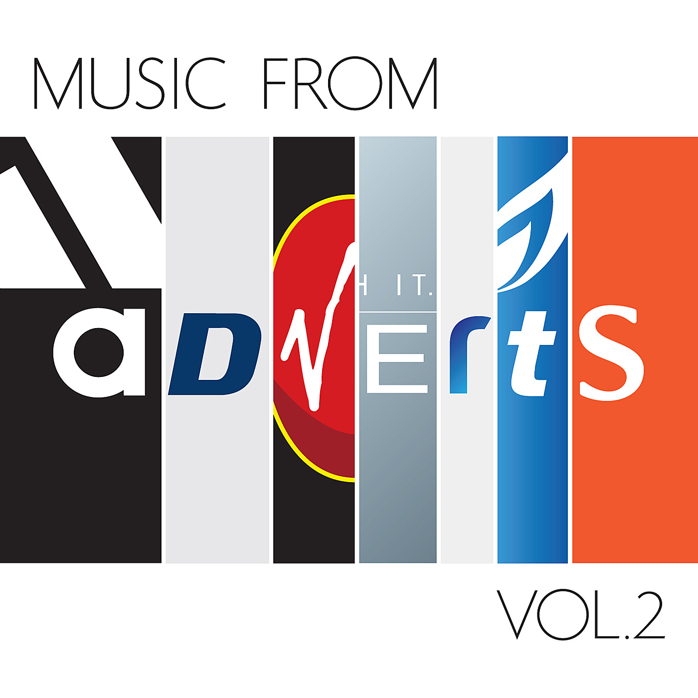 Music From Adverts Vol. 2