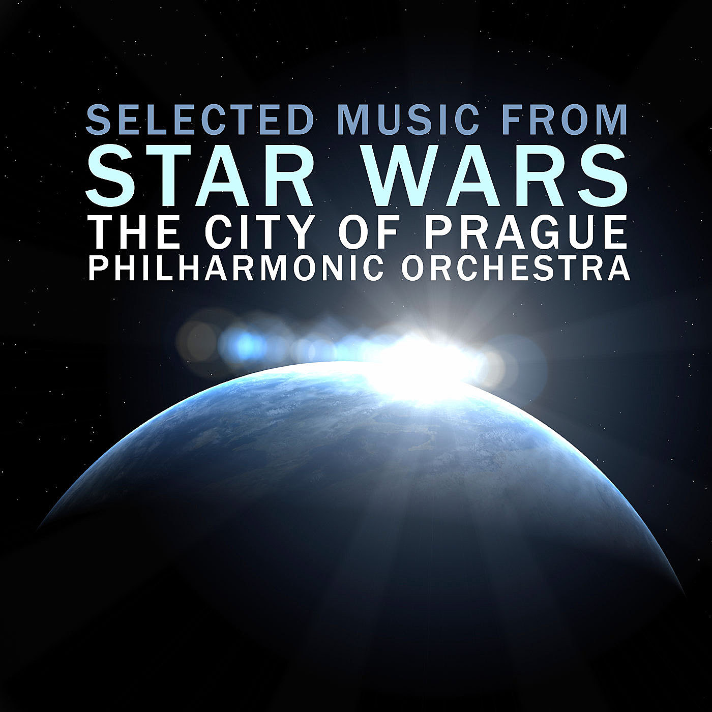 The Six Star Wars Films - New Recordings of the Classic Scores