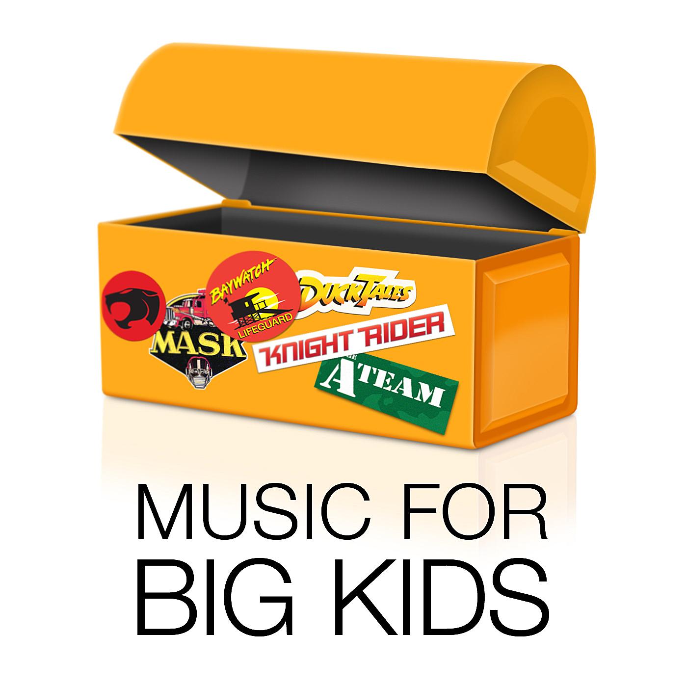 Music For Big Kids