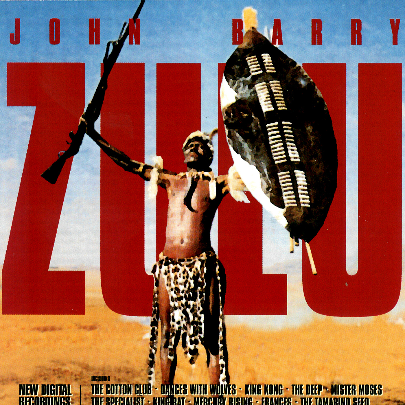 Zulu: The Essential John Barry