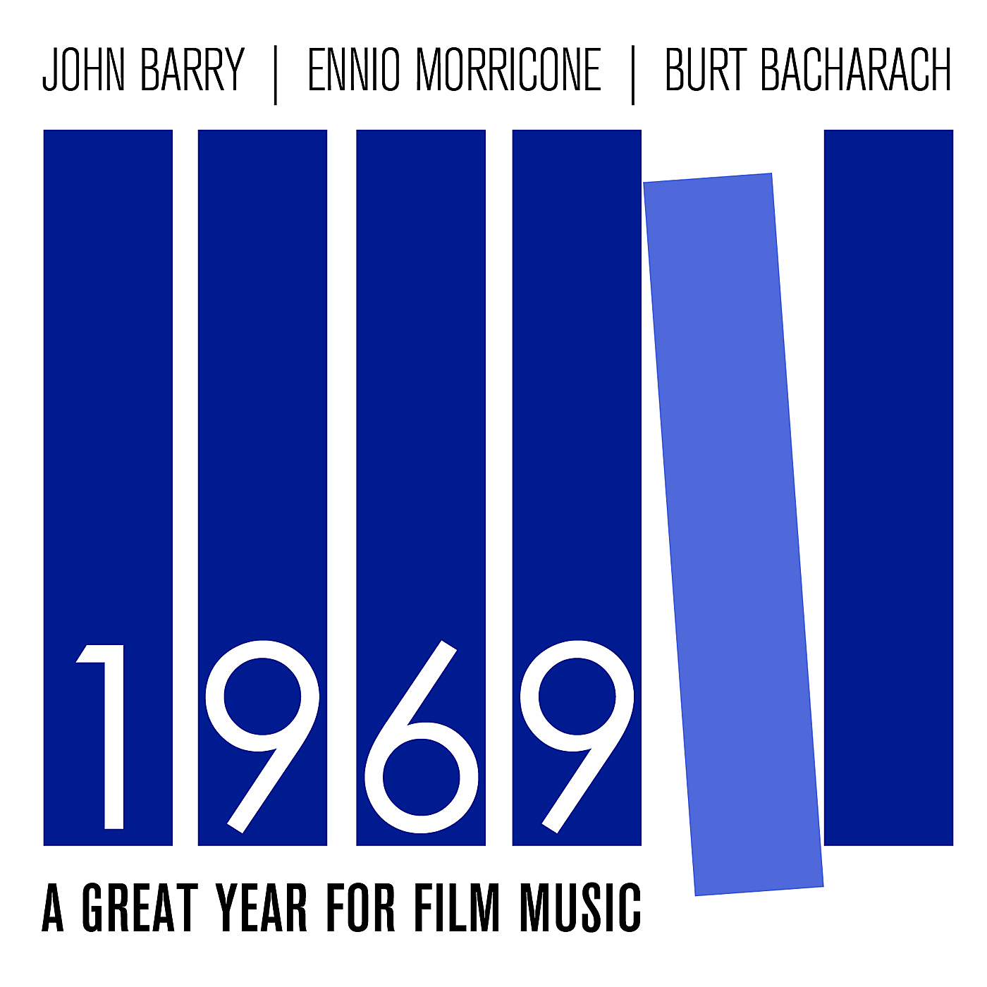 1969 - A Great Year for Film Music