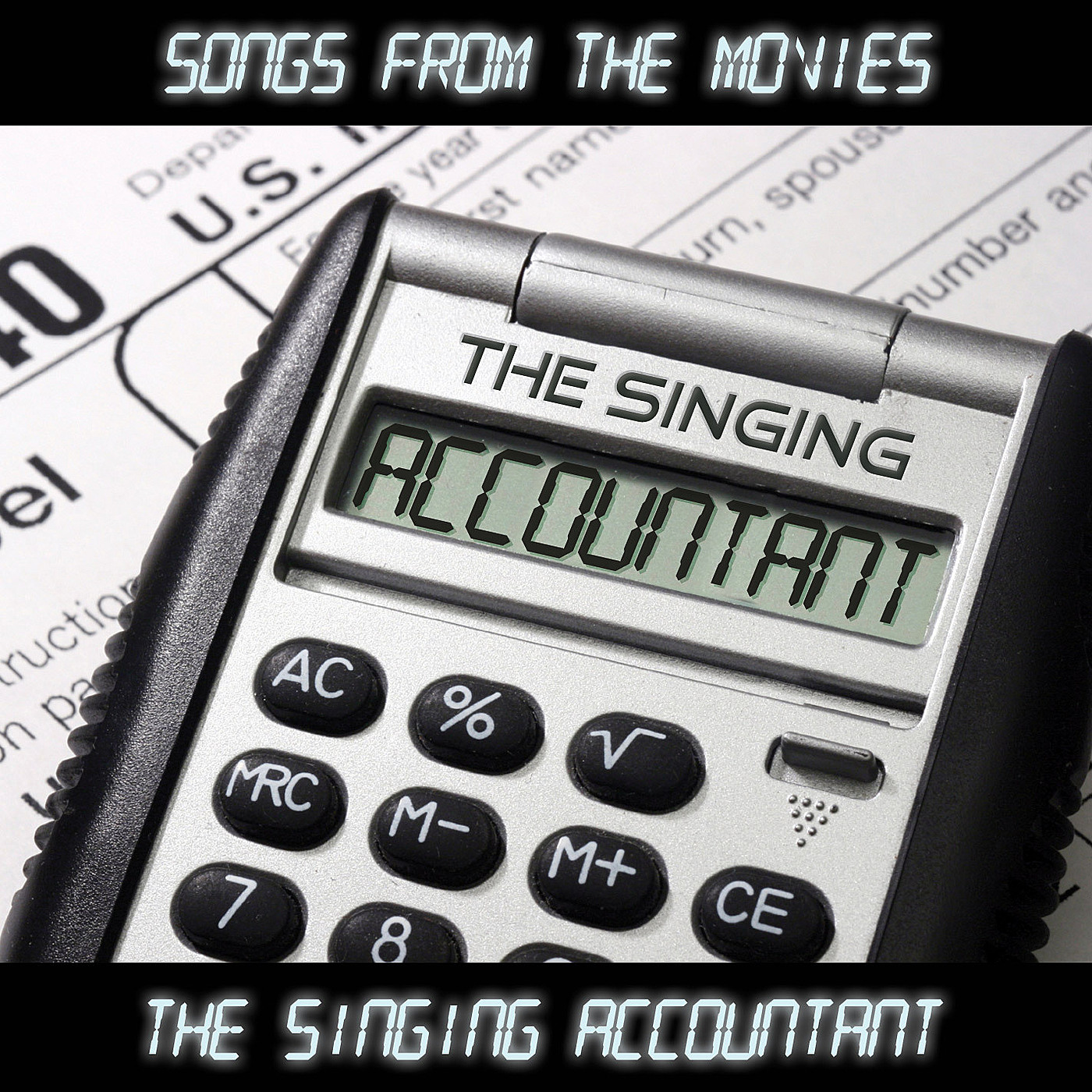 The Singing Accountant - Songs from the Movies