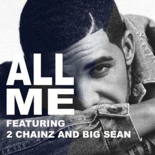 """""""ALL ME"""" AMONG SPOTIFY'S TOP STREAMED"""