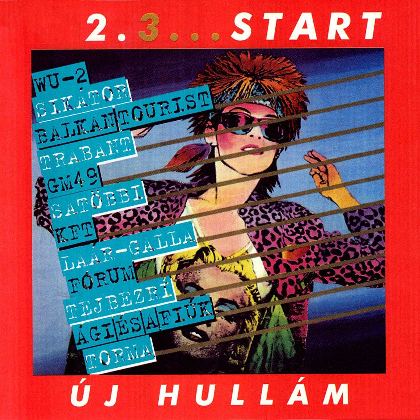 1. 2. 3 … Start - Új Hullám