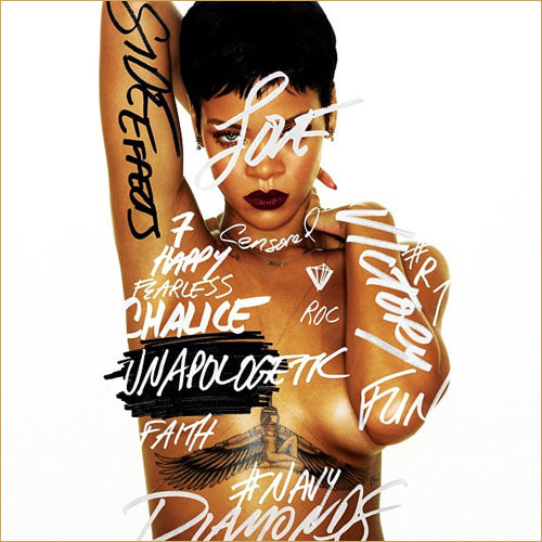 UPDATED: 'UNAPOLOGETIC' OFFICIALLY PLATINUM-READY
