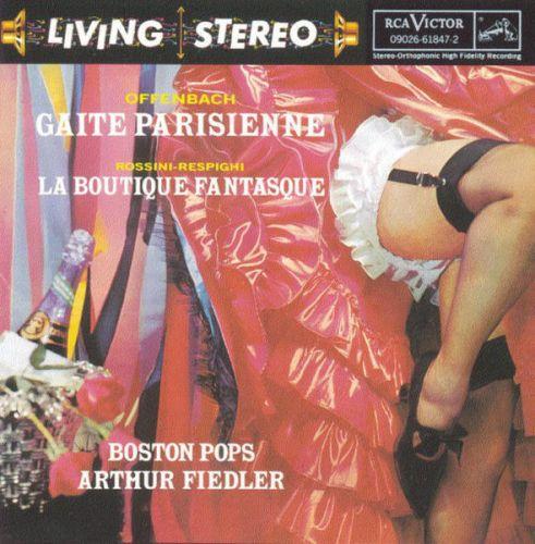 Gaîté Parisienne: XIV. Allegro Vivace - Misterioso