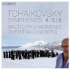 "Symphony No. 6 in B Minor, Op. 74, TH 30 ""Pathétique"": II. Allegro con grazia"