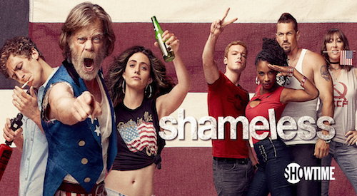 """Aphrodite In Leather"" To Be Featured In Next Episode (12/4) of Showtime's Shameless"