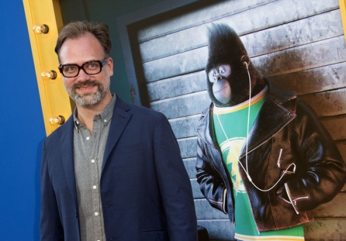 """Composer Joby Talbot Scores """"Sing"""" Animated Film"""