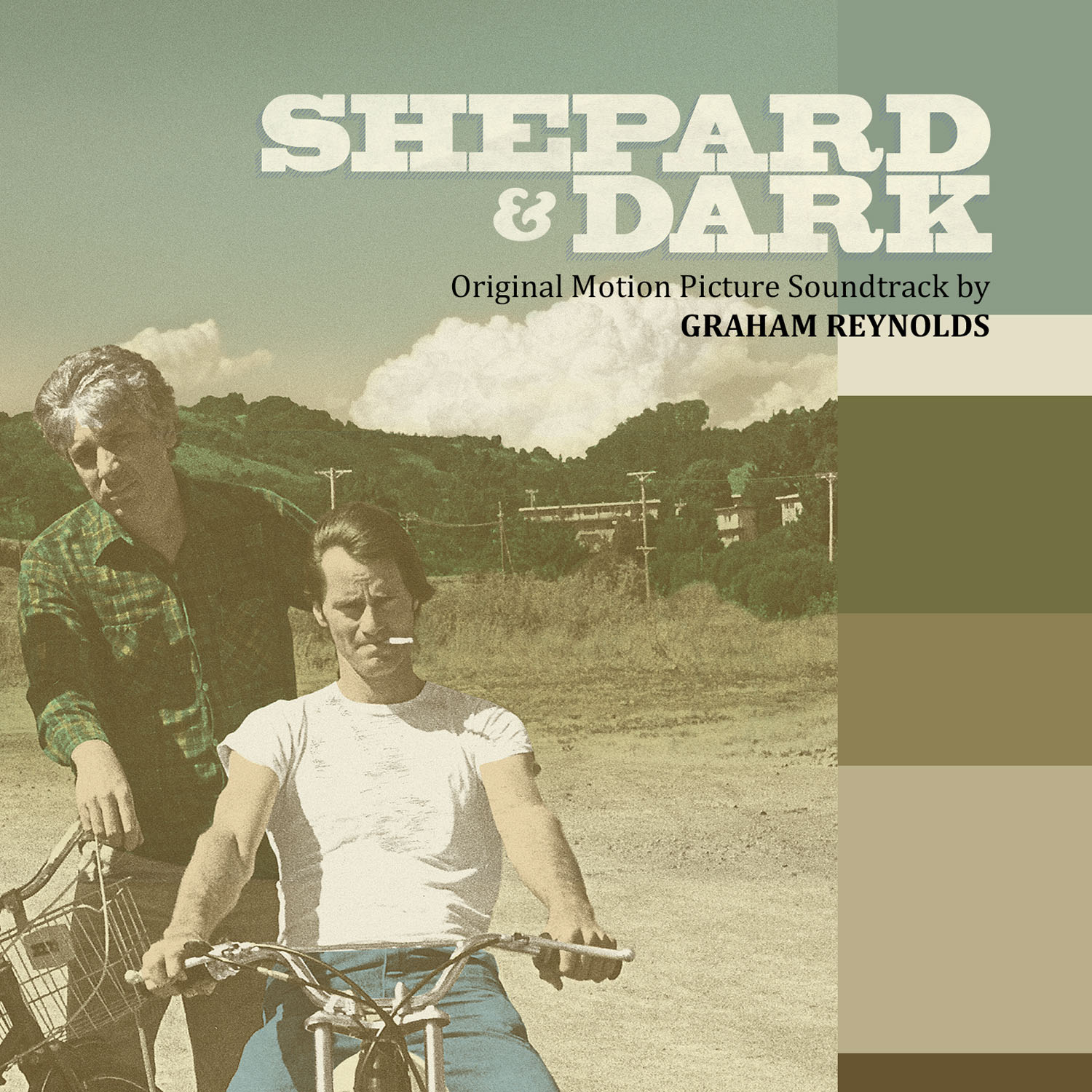 Shepard & Dark (Original Motion Picture Soundtrack)