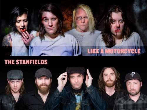 Auf Tour: The Stanfields & Like A Motorcycle