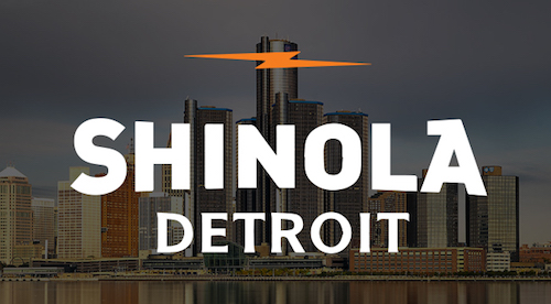 "The Go / ""Summer's Gonna Be My Girl"" Featured in Promo For Shinola Audio Runwell Turntable"