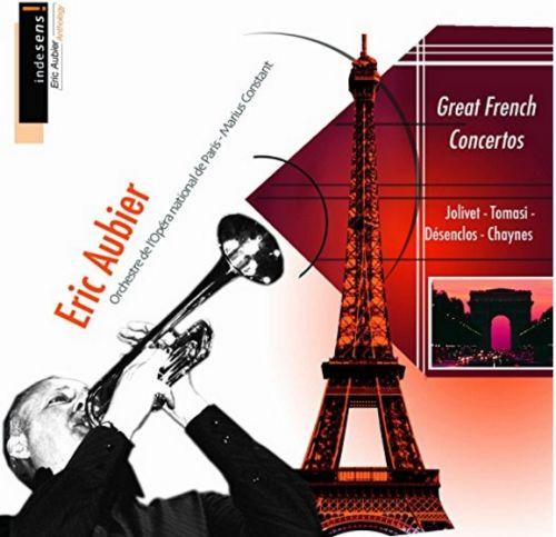 Second concerto pour trompette ei orchestre - 2. Grave
