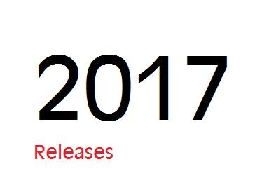 Songs 2017