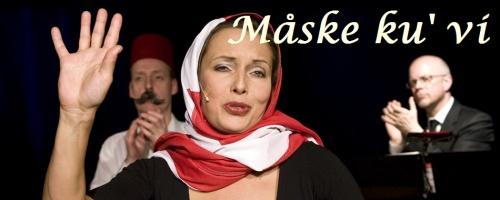 Måske Ku' Vi - en Sebastian cabaret (Café Liva, Copenhagen)