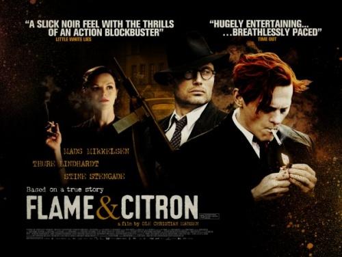 Flammen & Citronen (Flame & Citron) - Ole Christian Madsen (DK, 2008)