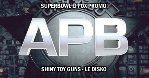 Shiny Toy Guns - Le Disko