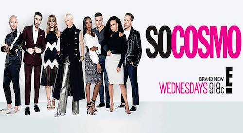 "Ashley Jana / ""President"" To Be Featured In Ep #103 (2/22) of So Cosmo on E!"
