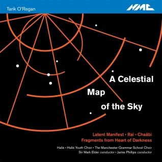 A Celestial Map Of The Sky - Tarik O'Regan