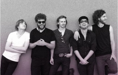 The Stone Foxes at Saint Rocke