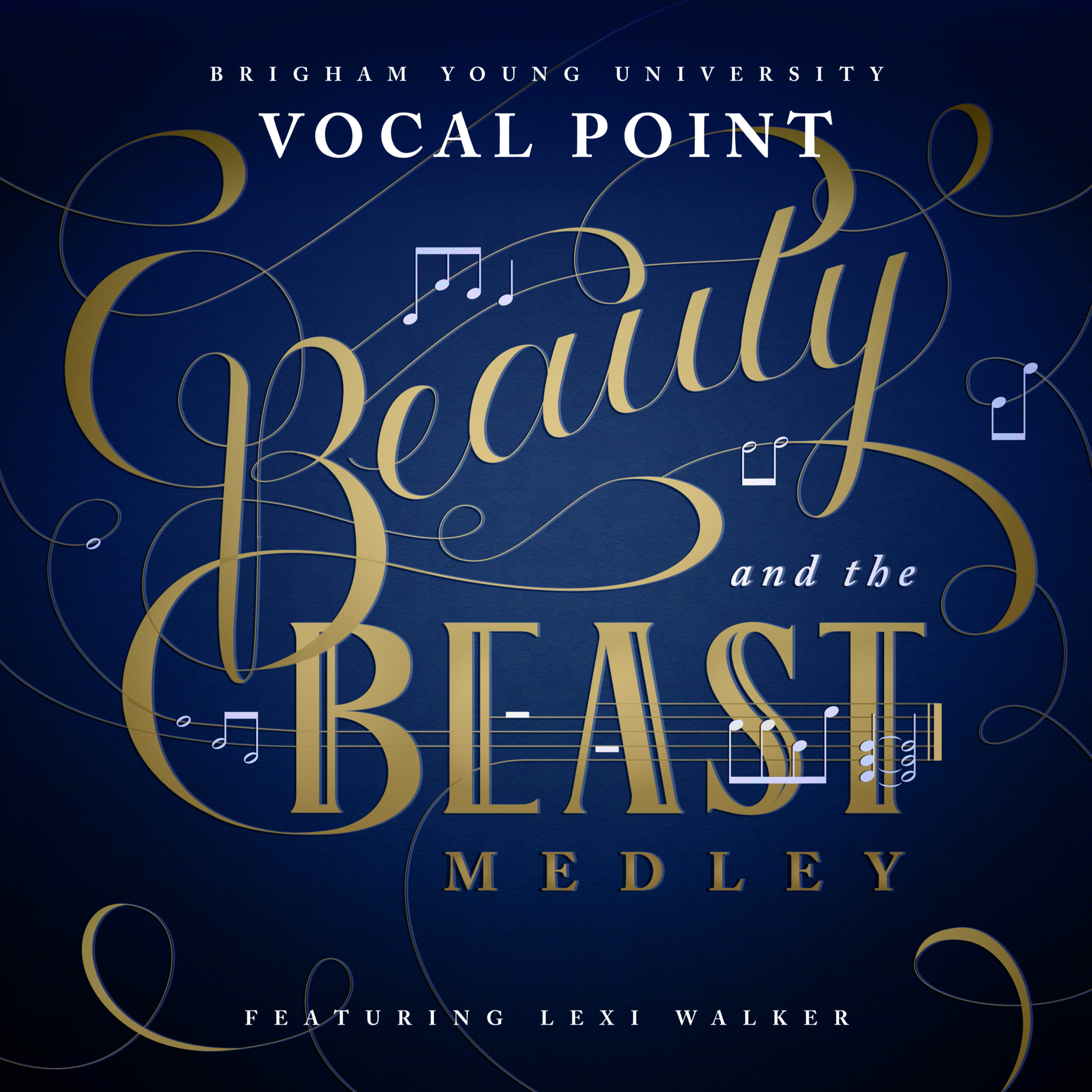 Beauty and the Beast Medley (feat. Lexi Walker)