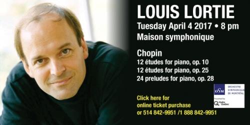 OSM - Louis Lortie Radio Advert